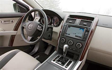 mazda cx9 interior 2007 acura mdx vs 2007 gmc acadia vs 2007 mazda cx 9