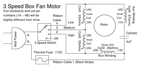 desk fan wiring diagram wiring diagram and schematic