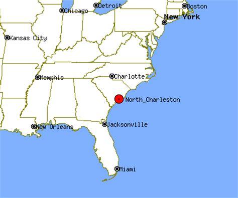 charleston carolina map charleston south carolina map