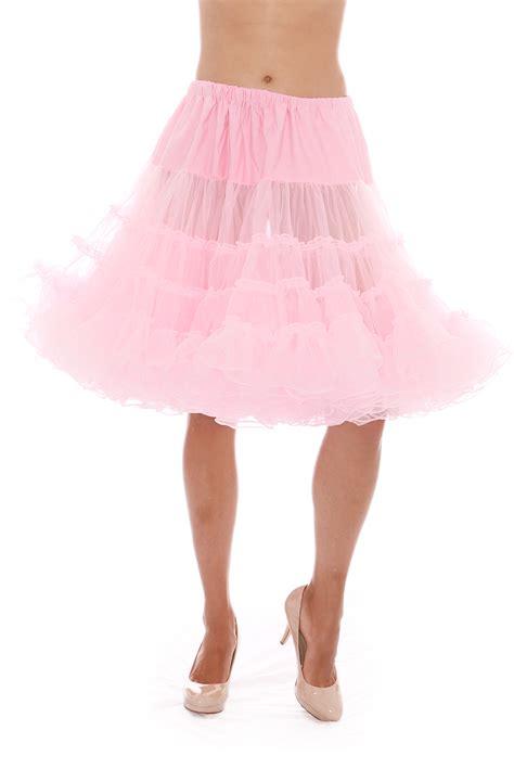 ebay petticoats malco modes knee length fluffy petticoat pettiskirt for 50s bunny bop look ebay