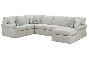Slipcover For With Chaise by Sofa With Chaise Slipcover Sure Fit Stretch Pique Two Seat