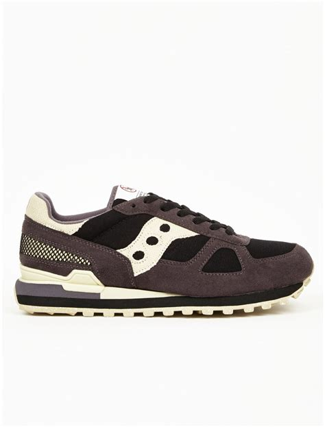 saucony sneakers mens saucony x bait mens black shadow original sneakers in