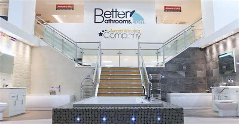 bathroom showrooms in warrington better bathrooms york showroom