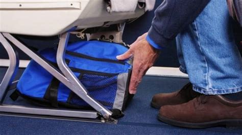 united baggage size airlines personal item under seat no carry on bags allowed in overhead compartment under