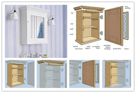how to build a wall cabinet how to build how to build a small storage cabinet pdf plans