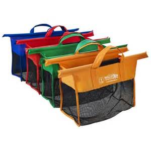 Toaster Sets 4 Shallow Shopping Trolley Bags For Shallow Trolleys