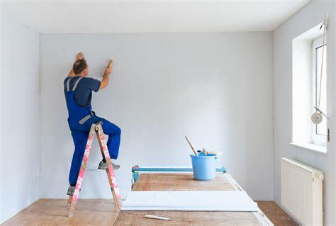Wohnung Tapezieren by Tapezieren Mit Vinyltapeten Hausbau