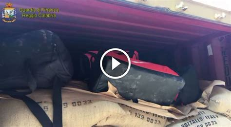 porto di gioia tauro ultime notizie reggio calabria droga tra caff 232 e spezie sequestrati 218