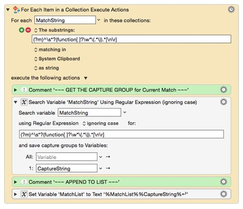 regex pattern exles vba regular expressions keyboard maestro wiki