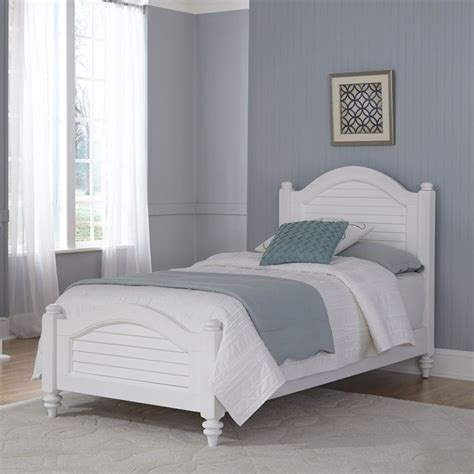 twin bed white wood wood twin bed in white 5543 400