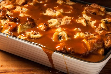 strata recipe salted caramel strata with banana recipe chowhound