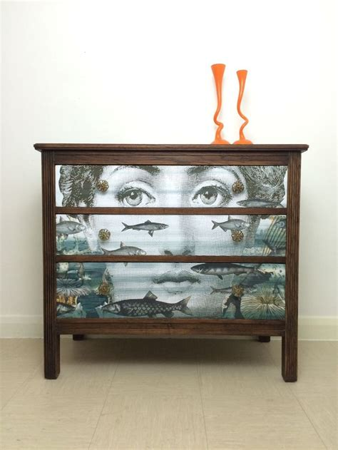 Vintage Decoupage Furniture - 9 best images about nicely done decoupage on