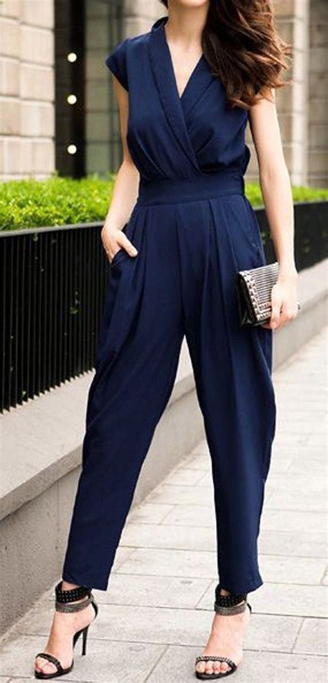 Plain Wide Leg Jumper the 25 best jumpsuit ideas on vestido