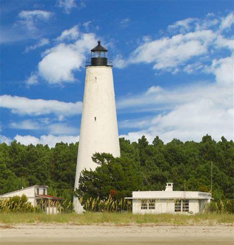 georgetown lighthouse winyah bay south carolina sc