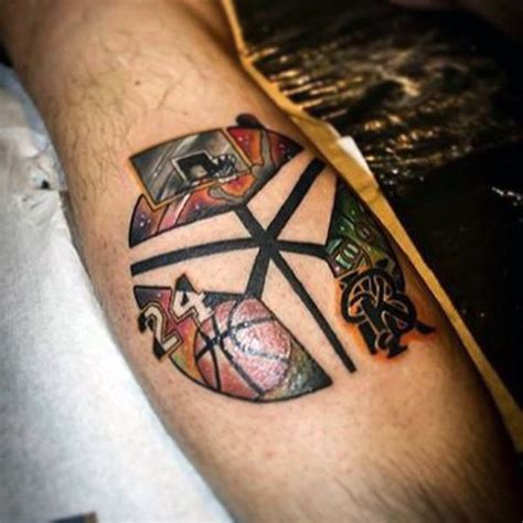 best basketball tattoos designs 40 basketball tattoos for masculine design ideas
