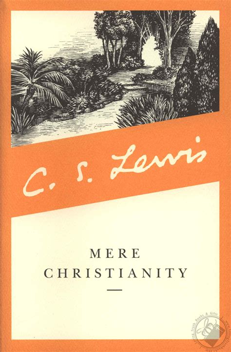 mere christianity by c s lewis book paperback loving truth books gifts