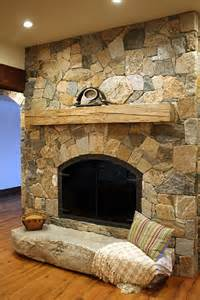 Natural Stone Fireplaces Fireplace Stone Thin Natural Veneer By Stoneyard