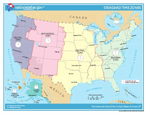 united states map timed time zone map usa printable let s explore all us map usa