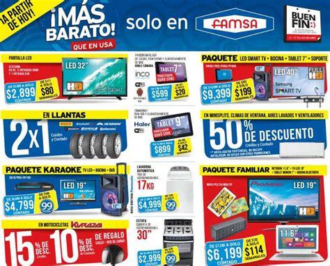 coppel folleto de ofertas del buen fin 2015 promocion famsa folleto de ofertas del buen fin 2015