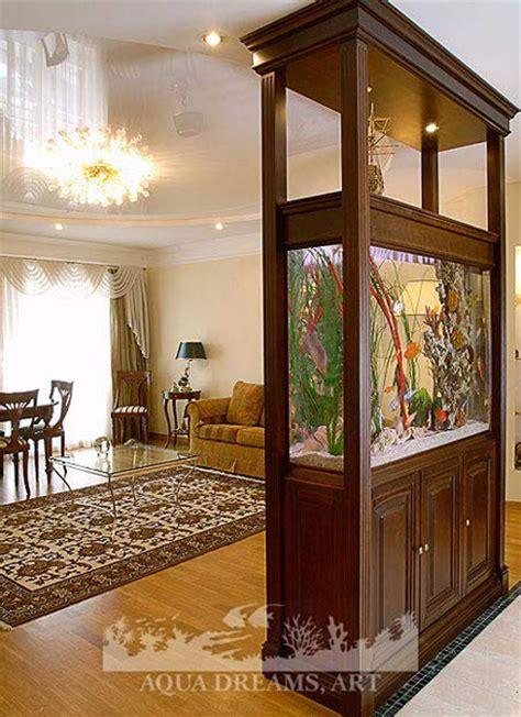 85 living room interior with aquarium living room