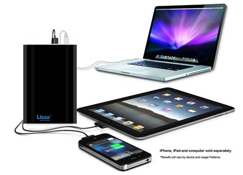 Powerbank 40000mah power bank for laptop easyacc media center