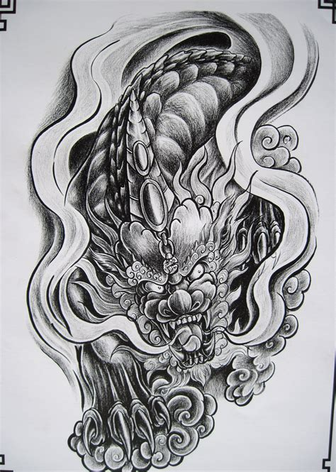 oriental tattoo sourcebook pdf pdf format tattoo book 79 pages various beautiful dragon
