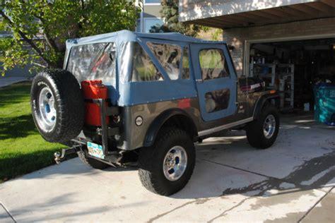 jeep cj renegade levis edition classic jeep cj