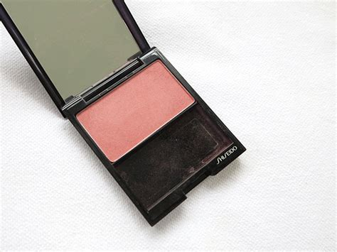 Blush On Shiseido shiseido luminizing satin color or blush rd103 a