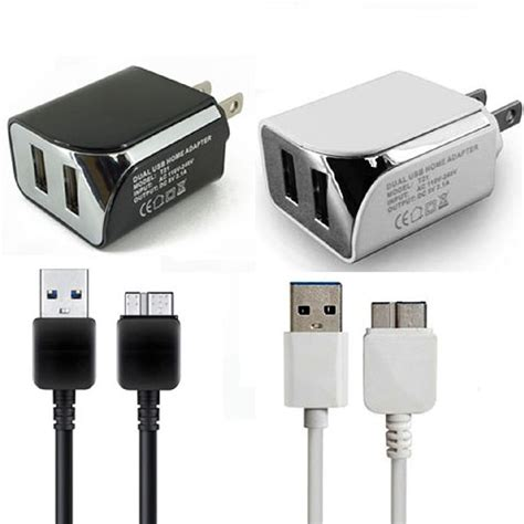 Infinix Charger Universal All Type Oem Usb Plus Cable 2 1 dual wall charger usb data sync cable for