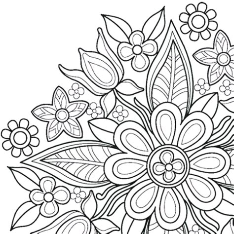 mandala coloring page apk flowers mandala coloring book game android apk by