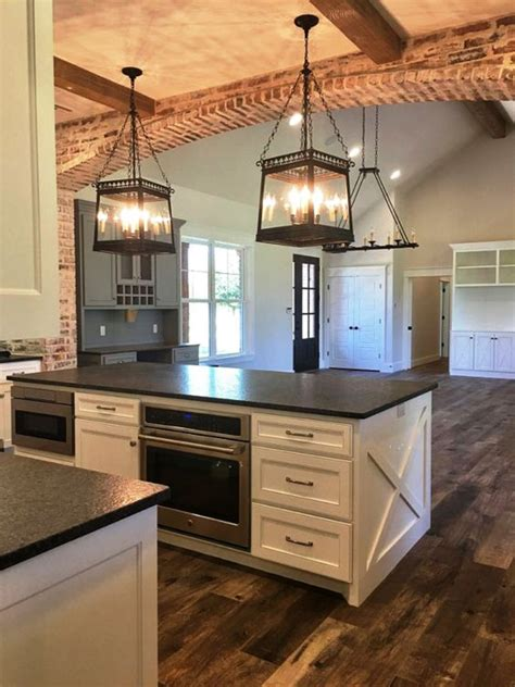 rustic kitchen lighting 25 amazing rustic kitchen design and ideas for you