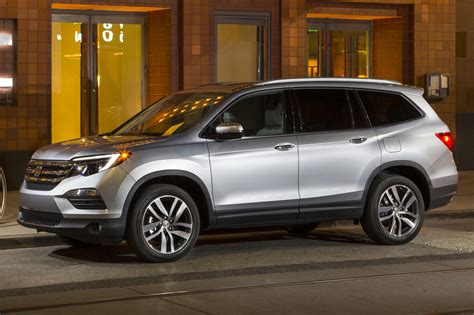 honda suv 2016 honda pilot suv 2016 reviews prices ratings with