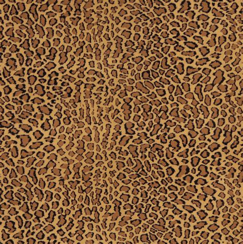 e417 cheetah animal print microfiber fabric