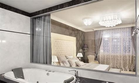 Bathroom Partition Ideas Glass Partition Wall Design Ideas And Room Dividers