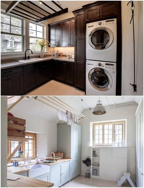 Laundry Room Hanging Solutions by 10 Clever Clothes Hanging Solutions For Your Laundry Room