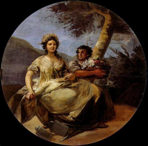 history  art neoclassicism  romanticism francisco