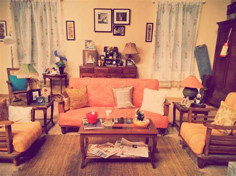 middle class indian living room styled  niyoti niyoti