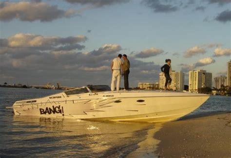 scarab boats for sale barrie 1986 wellcraft scarab iii 34 v hull performance used good