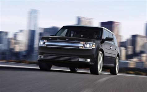 2014 ford flex vs buick enclave, chrysler town & country