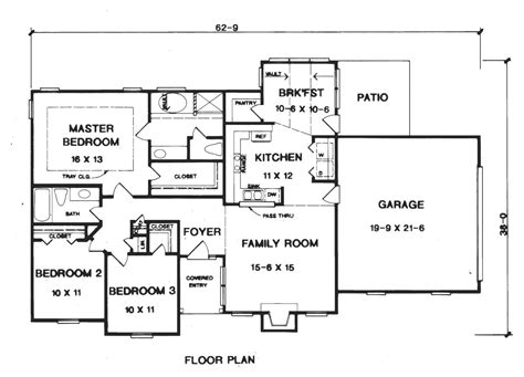 The Plan Collection House Plans by Prescott House Plans Floor Plans Architectural Drawings