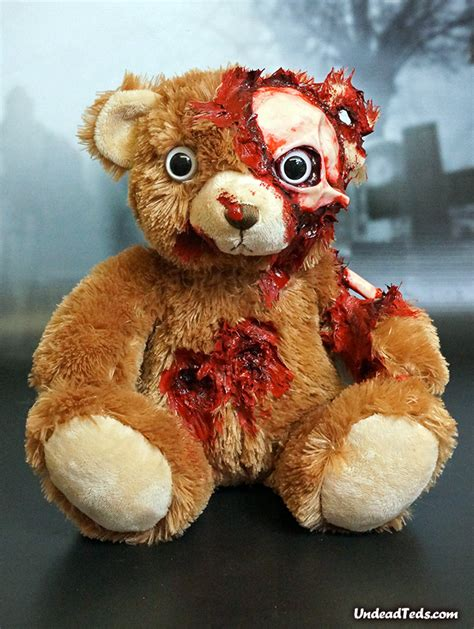 undead teds horrifically dead teddy bears