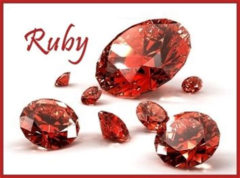 Ruby Birthstone Of July by Ruby Birthstone Of July Meaning And Symbolism