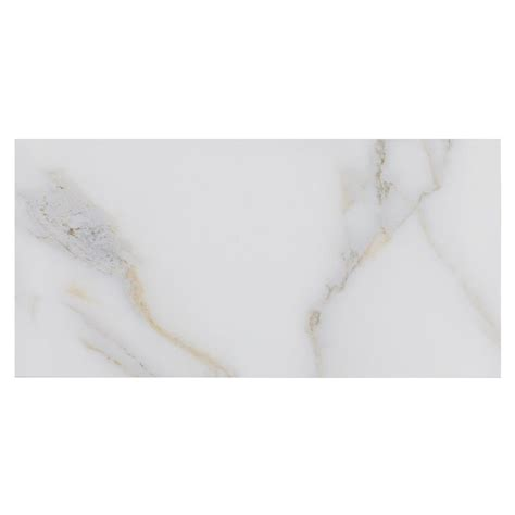 Home Depot Backsplash For Kitchen Abolos Nature 4 In X 8 In Calacatta Gold Glass Peel And