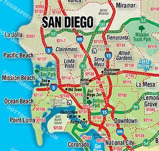san diego county zip code map   rtlbreakfastclub