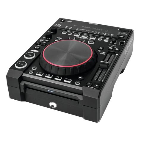 Dj Player omnitronic djs 2000 dj player at gear4music