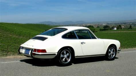 Youtube Porsche by 1969 Porsche 911 S Avi Youtube