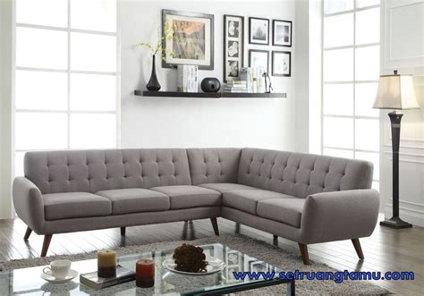 Sofa Sudut Minimalis harga set sofa minimalis modern sudut set sofa ruang tamu