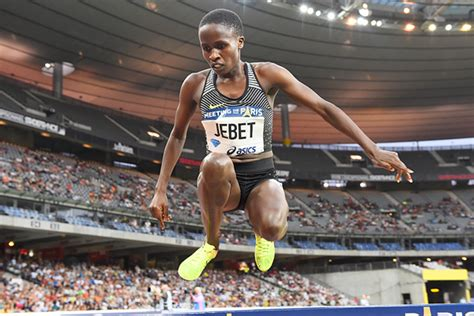 Fresno California Records Iaaf Ratifies Ruth Jebets 3000 Meter Steeplechase Record