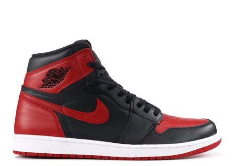 Big Diskon Air 1 Bred Banned Perfectkicks air 1 retro high og quot banned 2016 release quot air 555088 001 black varsity