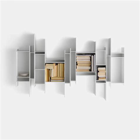 libreria pensile randomito libreria pensile in legno laccato mdf italia